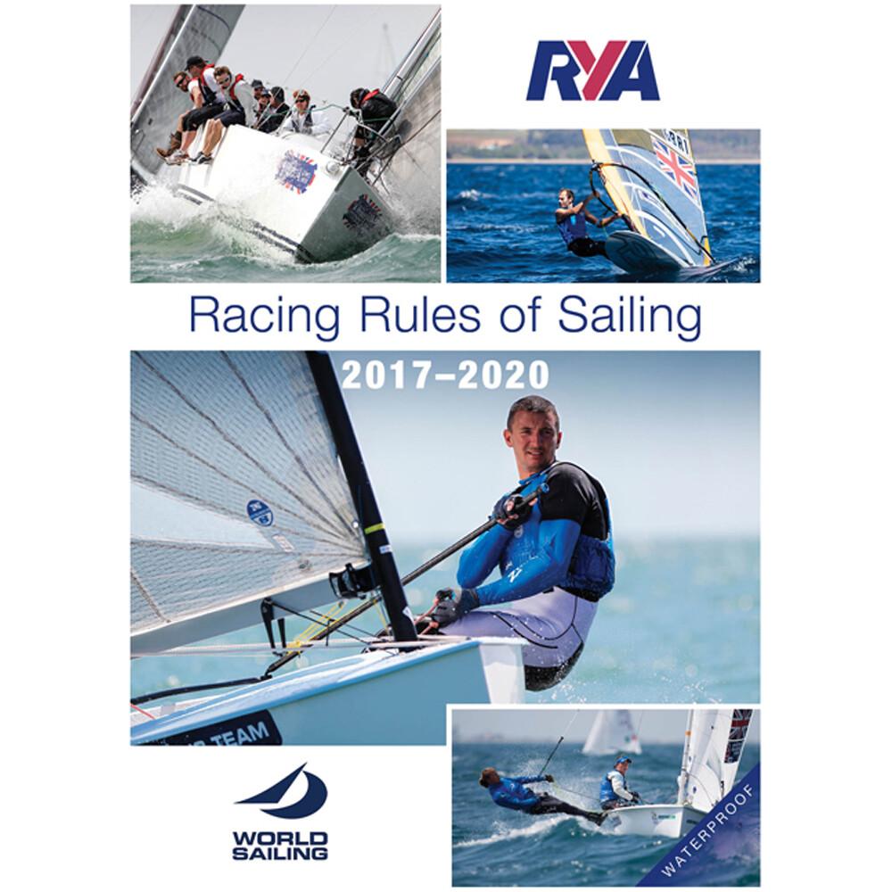 Racing Rules of Sailing 2017-2020 (YR1)