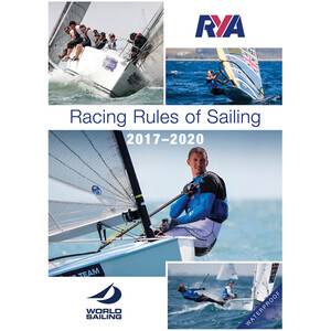 Racing Rules of Sailing 2017-2020 (YR1)