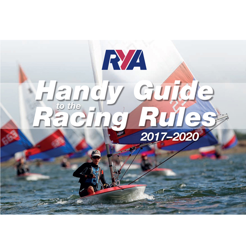 Handy Guide to The Racing Rules 2017-2020 (YR7/17)