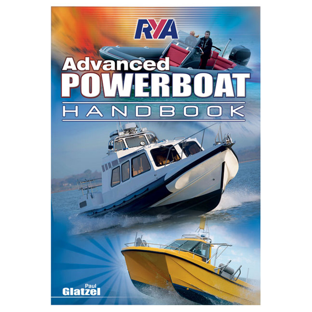 Advanced Powerboat Handbook (G108)