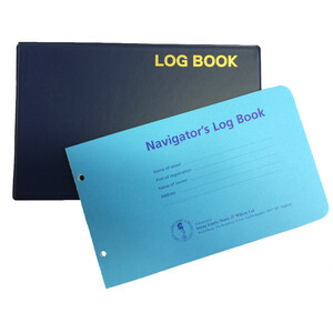 Looseleaf Logbook