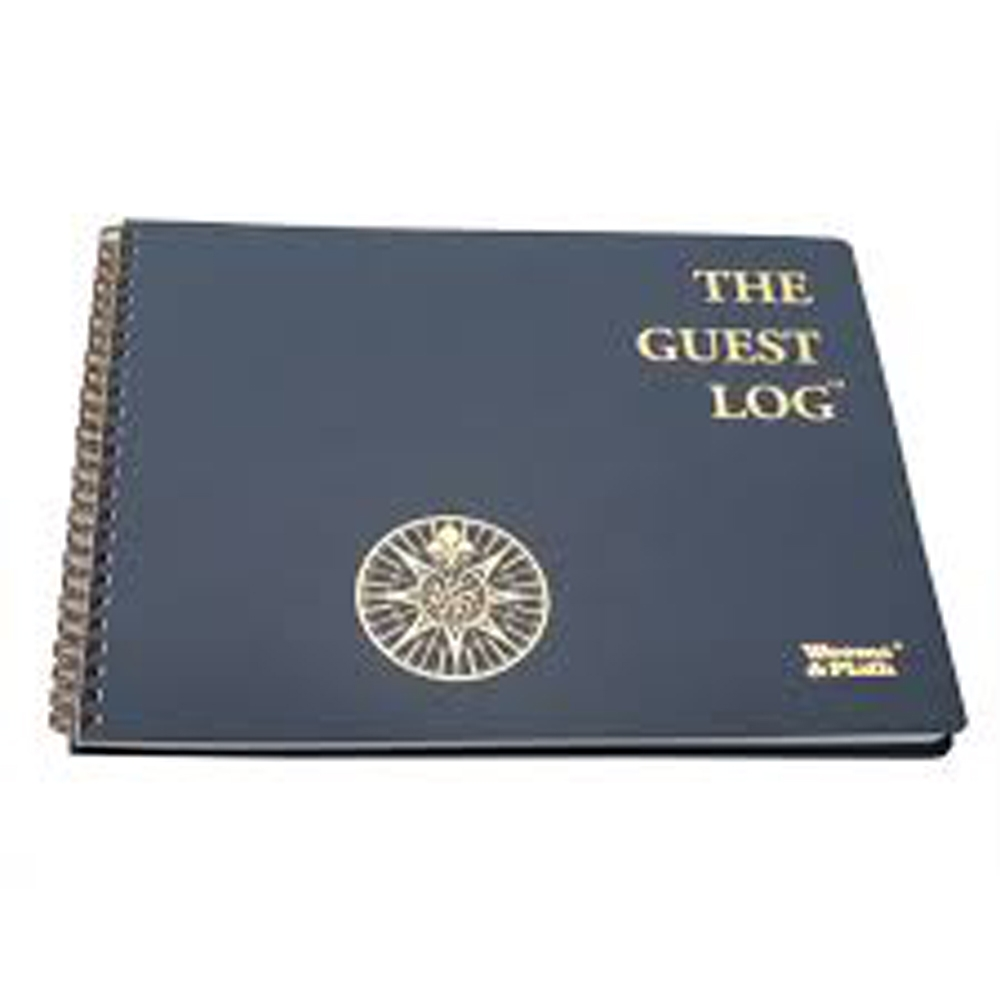 The Guest Logbook