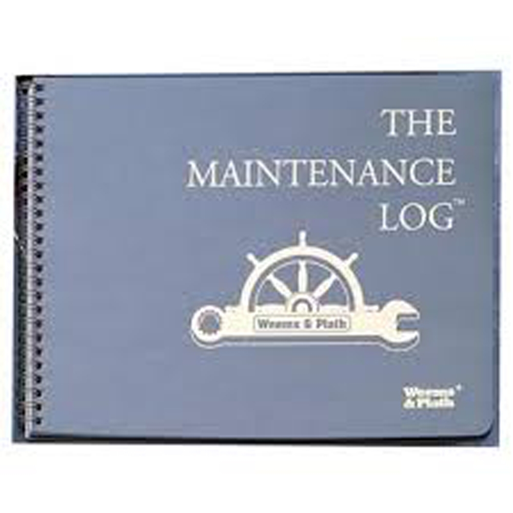 The Maintenance Logbook