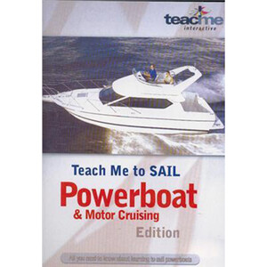 Teach Me PowerBoat & Motor Cruiser CD