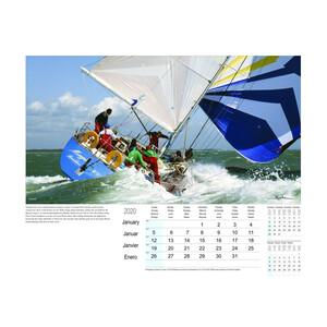 Calendar - Sailing Action