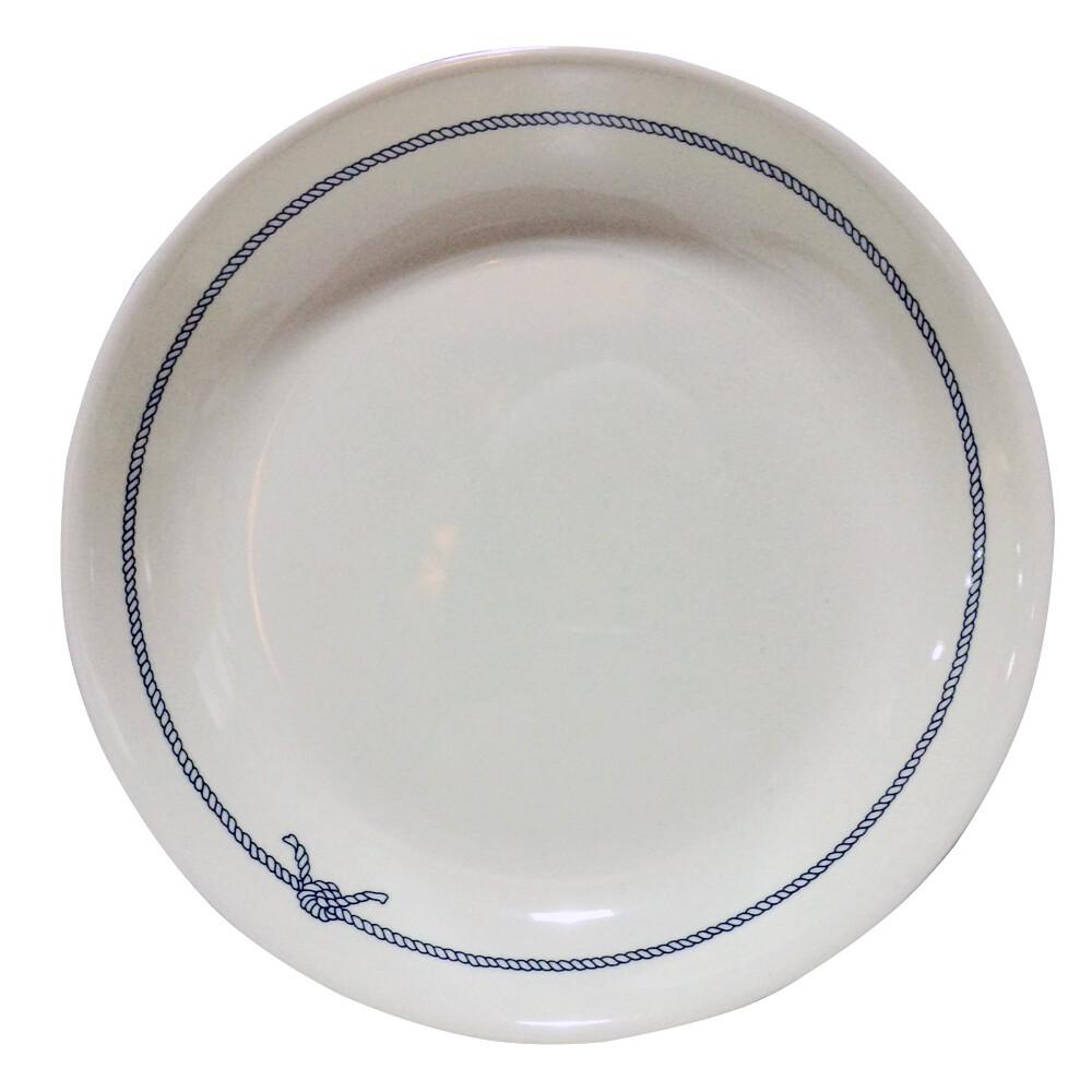 Blue Rope Melamine Pasta or Soup Bowl
