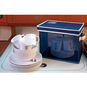 Regata Non-Skid Crockery Pack