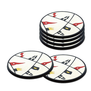 Regata Coasters (Set of 6)