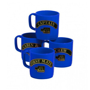 Stacking Mug Set - Blue