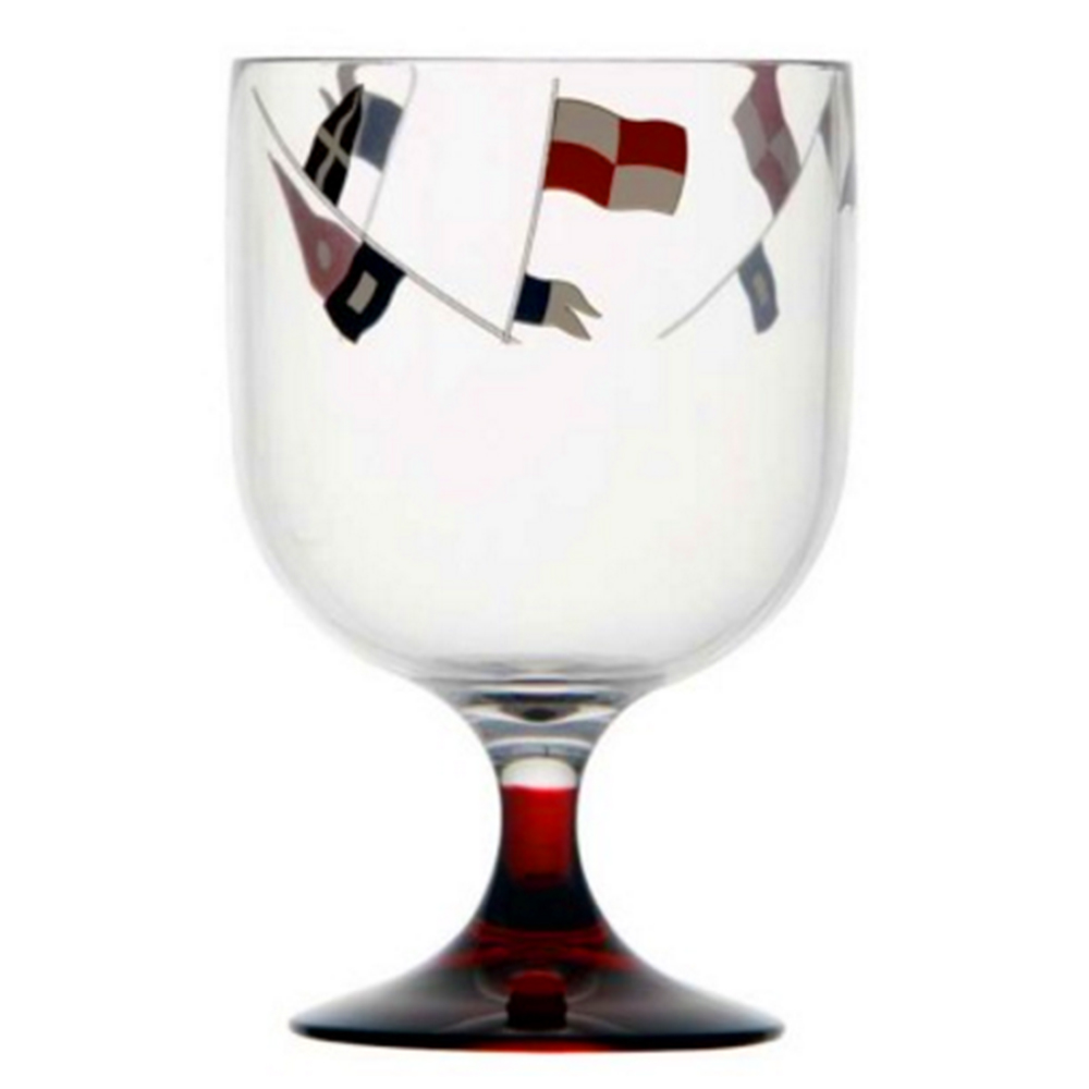 Regata Short Stackable Wine Glass