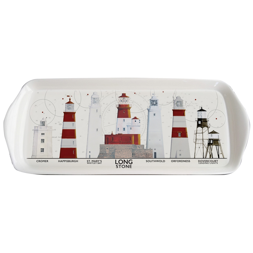Tray - East Coast Lighthouses