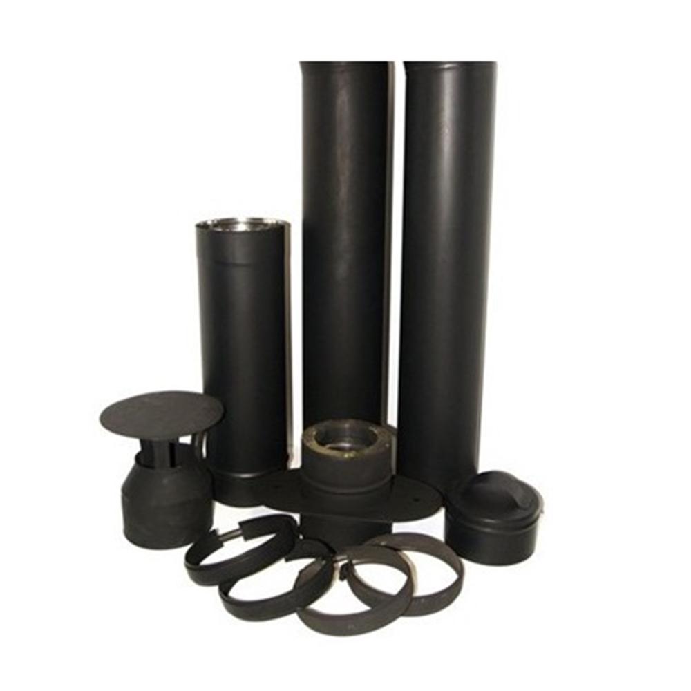 Twin Wall Flue Kit for  - Straight