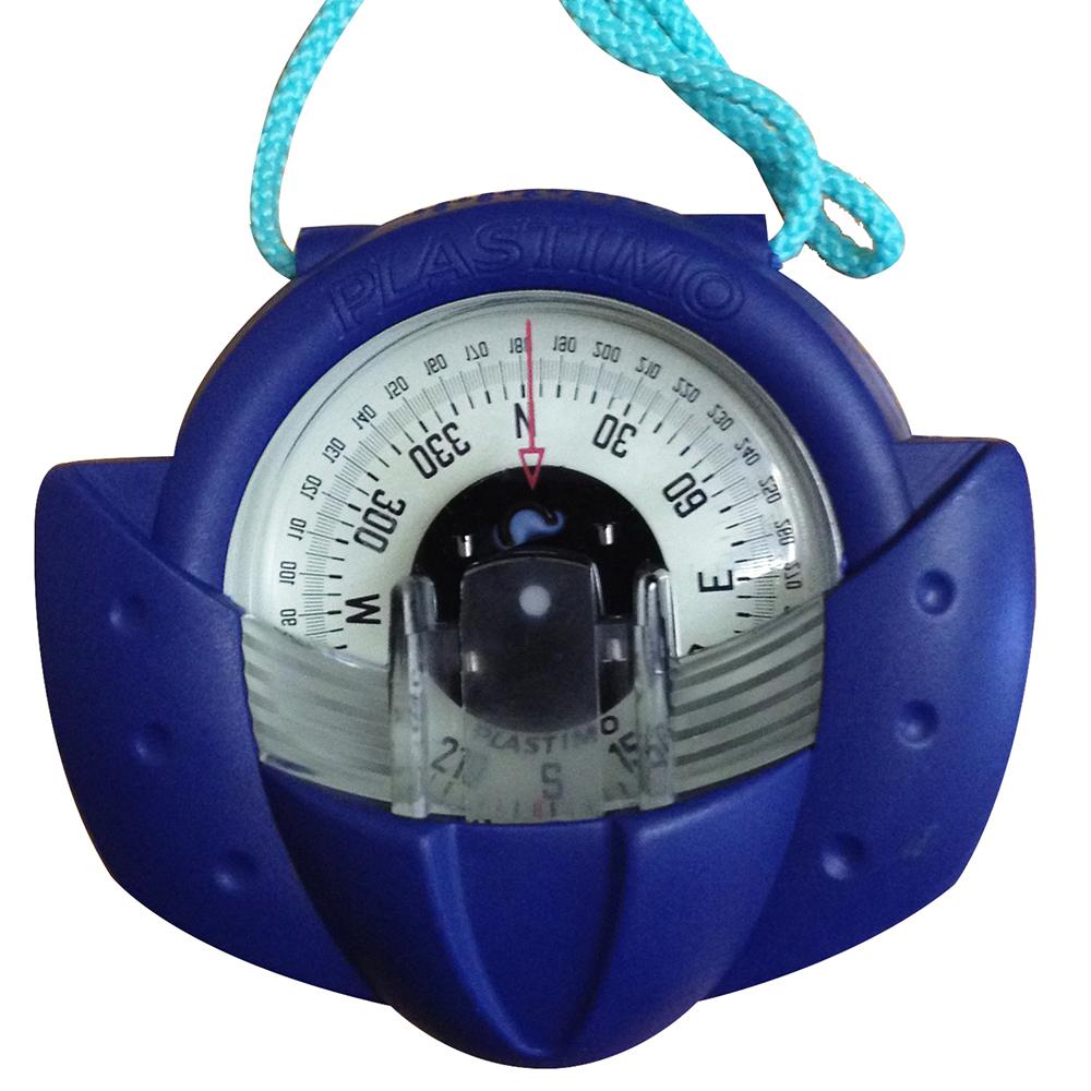 Iris 50 Compass Blue
