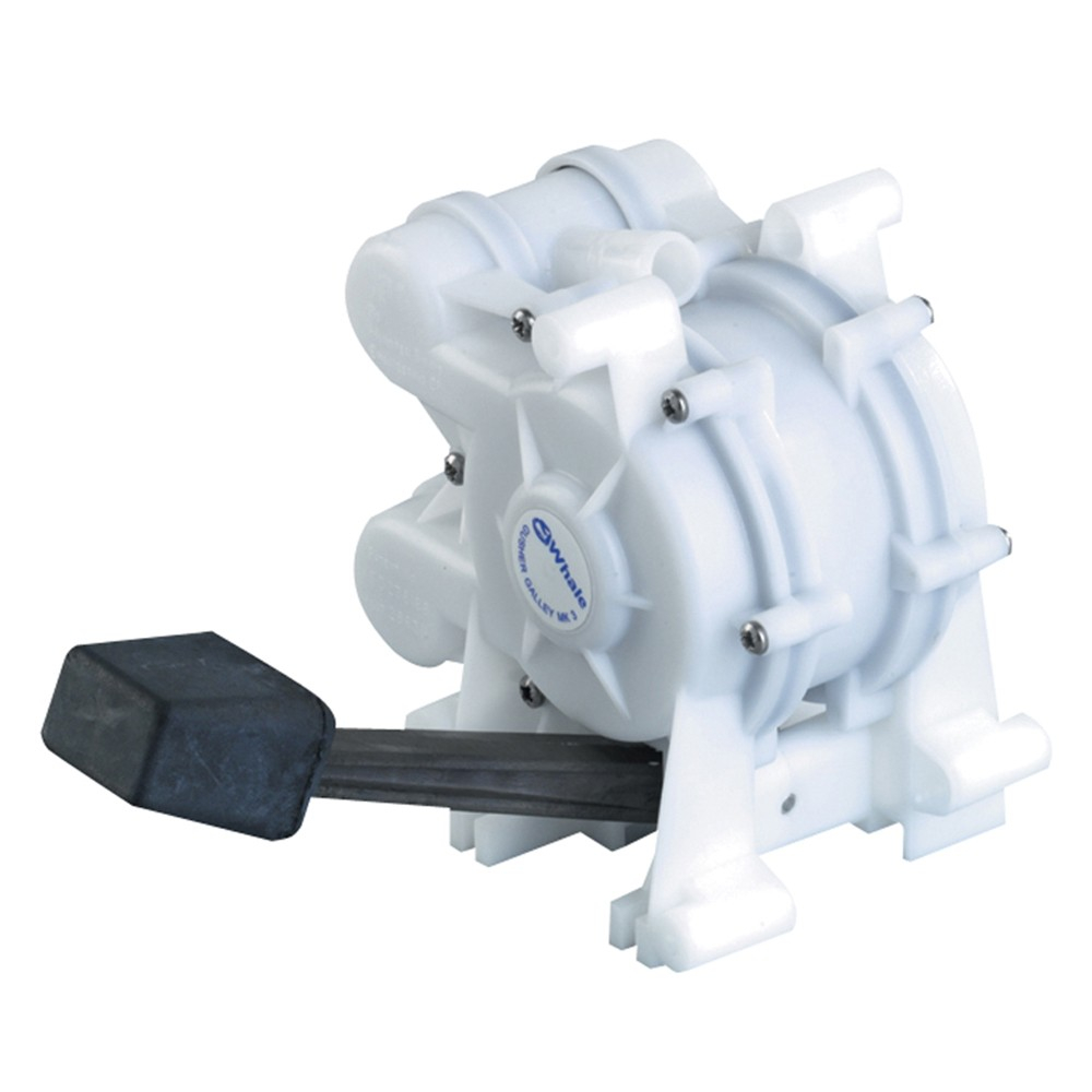 Gusher Galley Foot Pump Mk3 LH