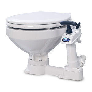 Manual Toilet - Regular Bowl