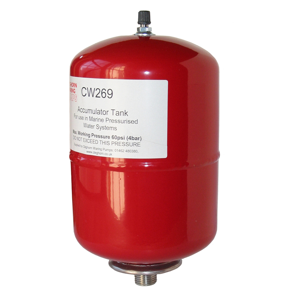 Accumulator Tank - 2 Litre