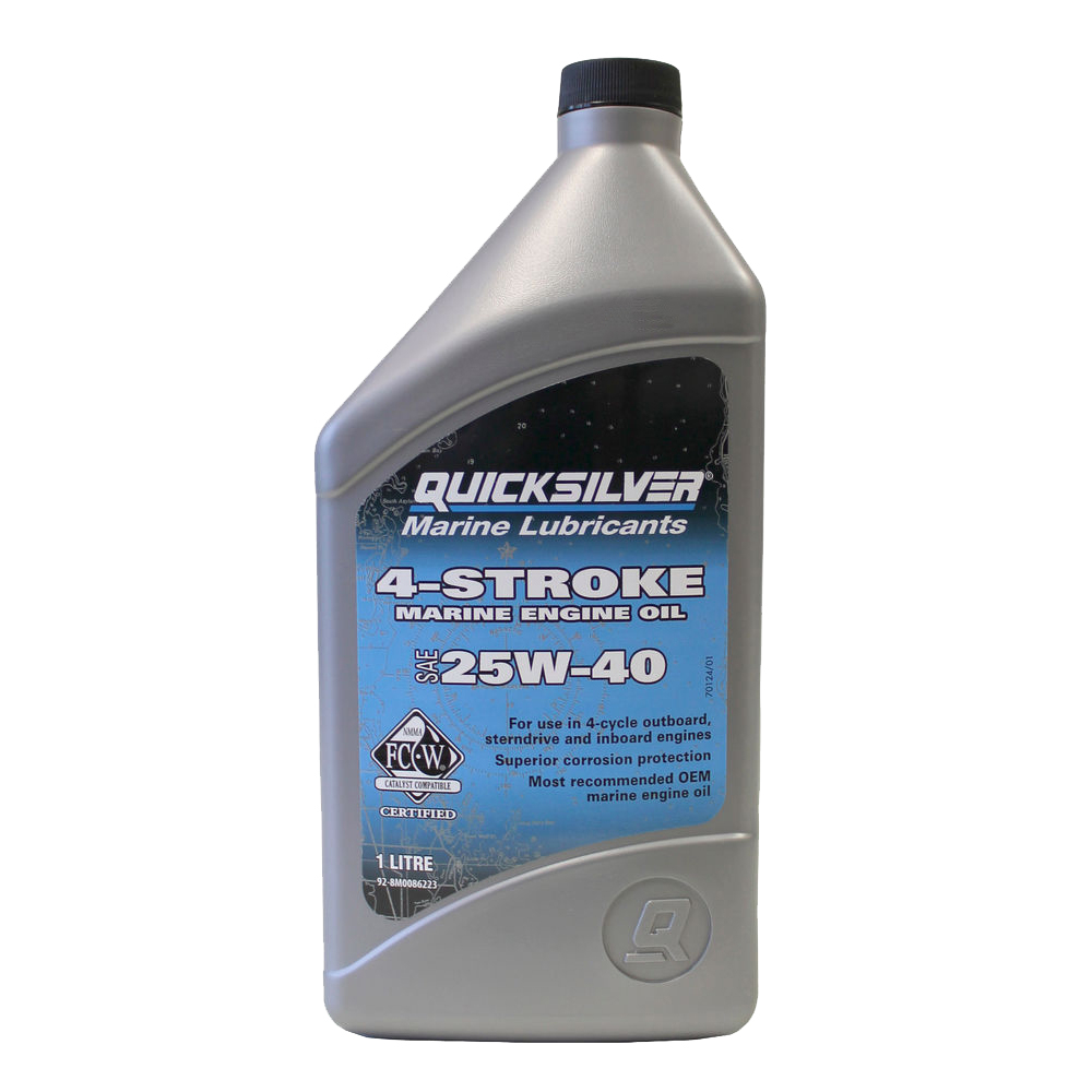 Inboard & Sterndrive Engine Oil 1Ltr