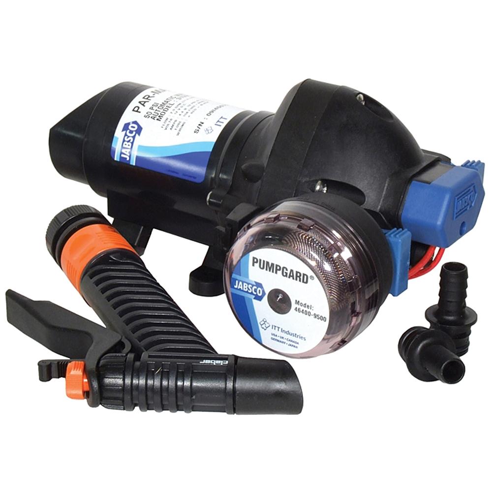 (D)  Par-Max 3 Washdown Pump - 12V