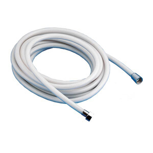 Shower Hose - White