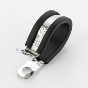 Rubber Lined P-Clips (2pk)