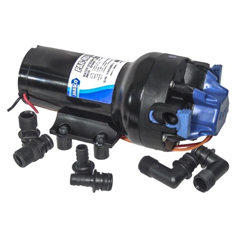 (D)  Par-Max Plus 4 Water Pressure Pump - 12V