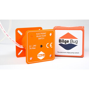 Bilge Bug Electronic Bilge Switch 12/24V