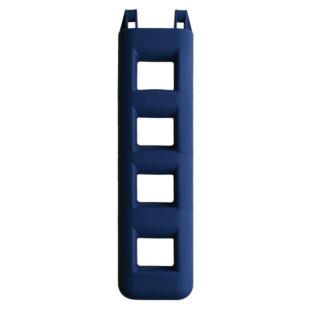 5 Step Fender Ladder Blue - L95