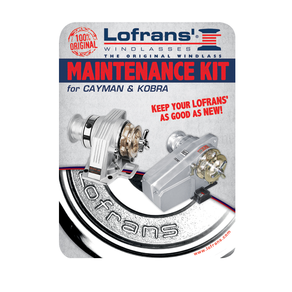 Maintenance Kit - Kobra/Cayman