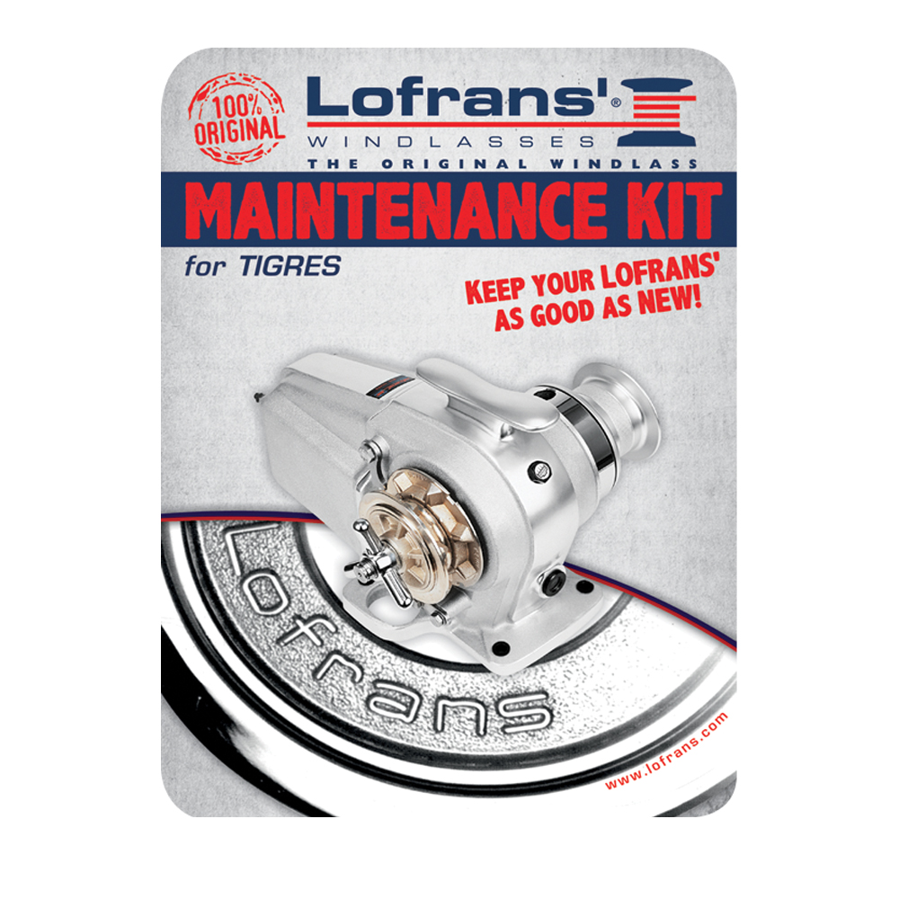 Maintenance Kit - Tigres