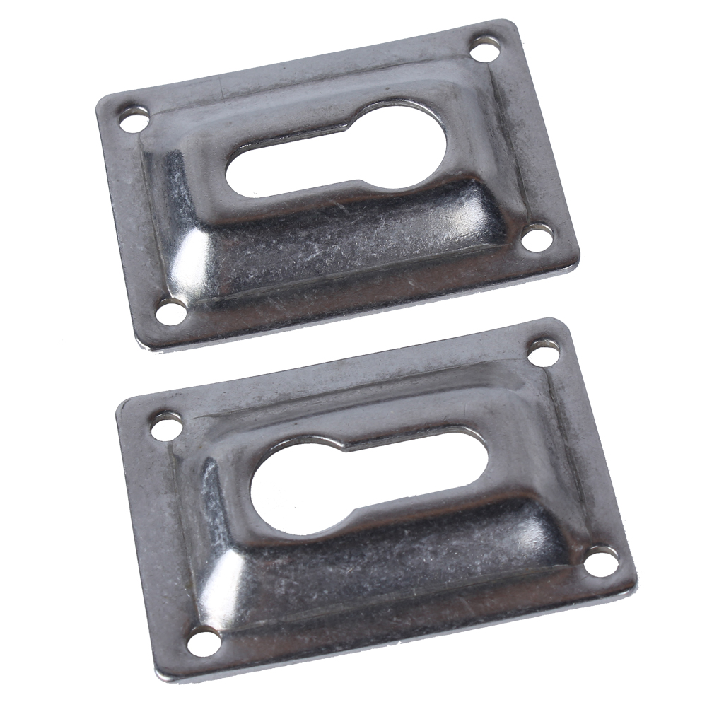 Ladder Deck Mount Plates (Pair)