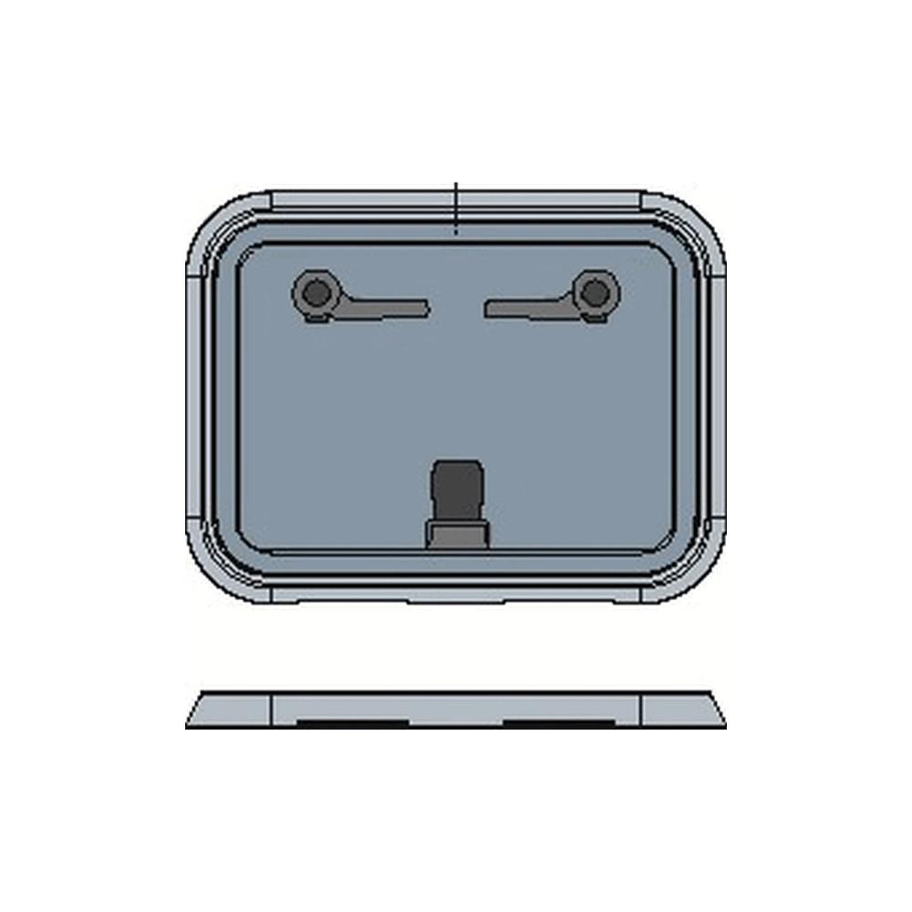 Storm Deck Hatch Size 30