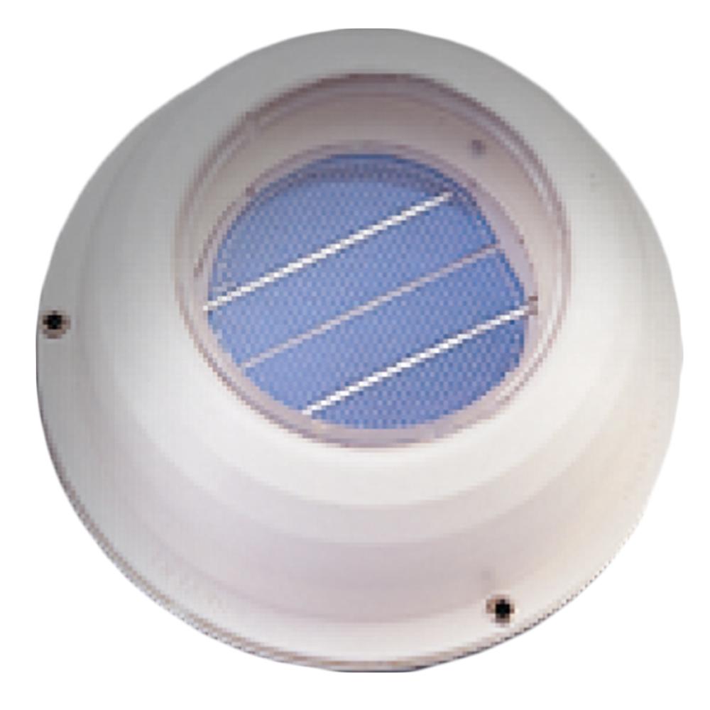 Plastic Solar Vent