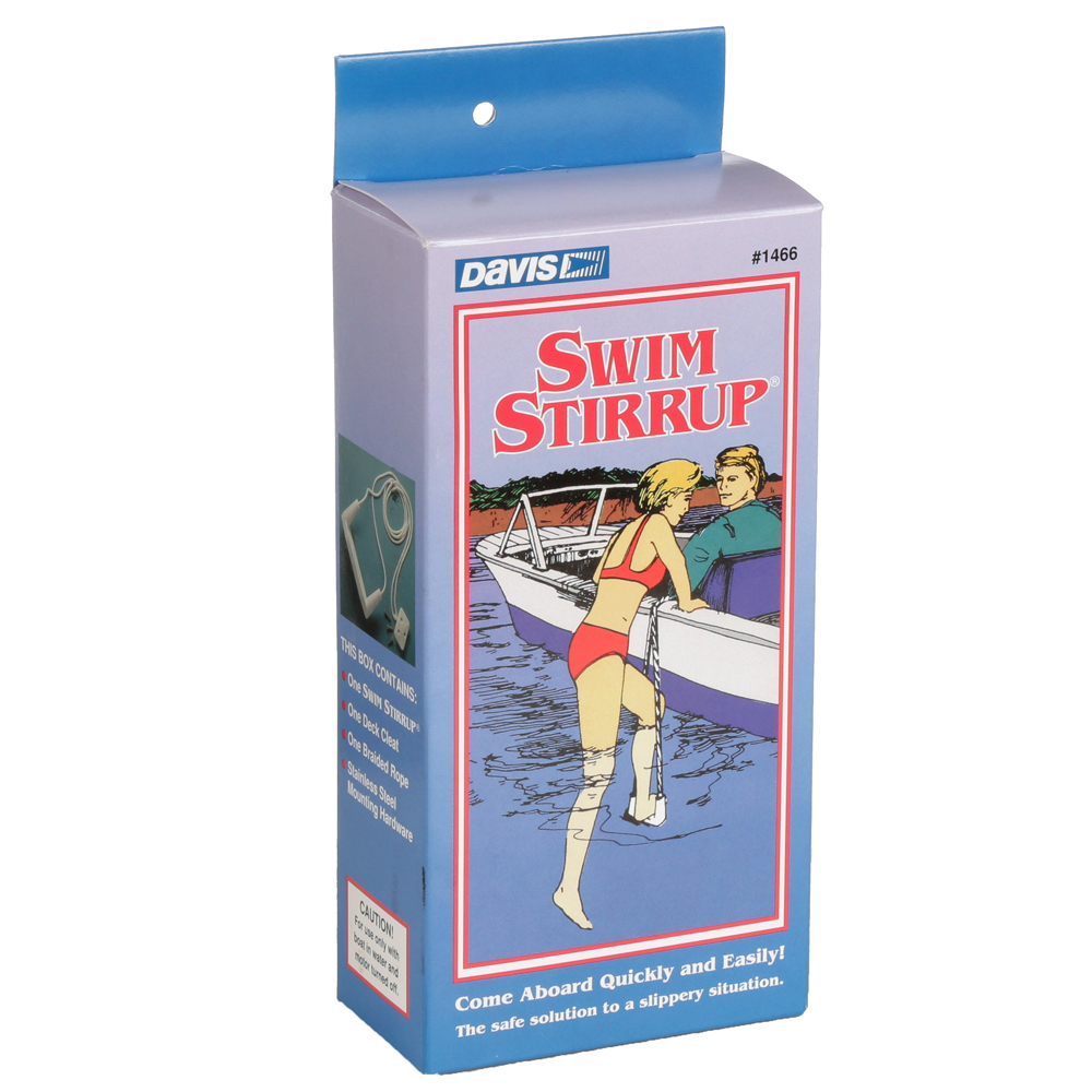 Swim Stirrup Step