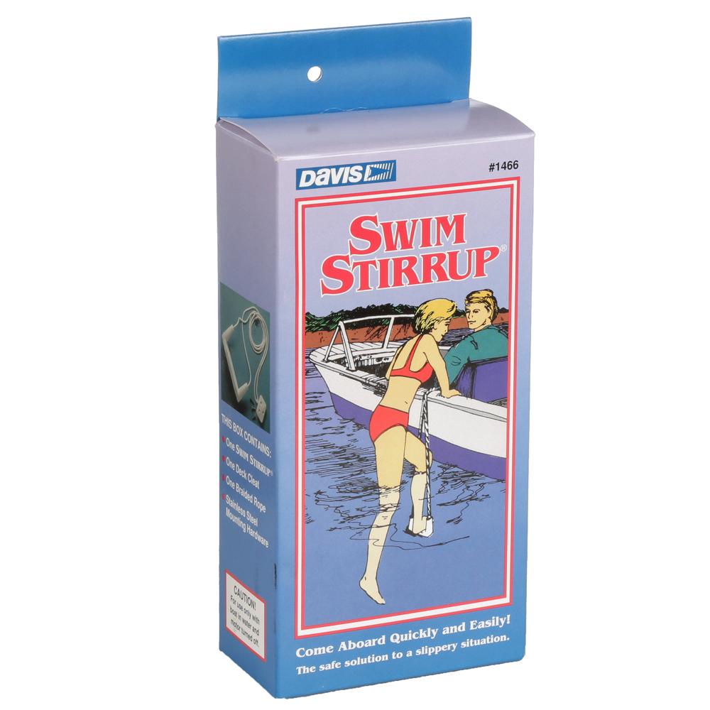 Swim Stirrup Step