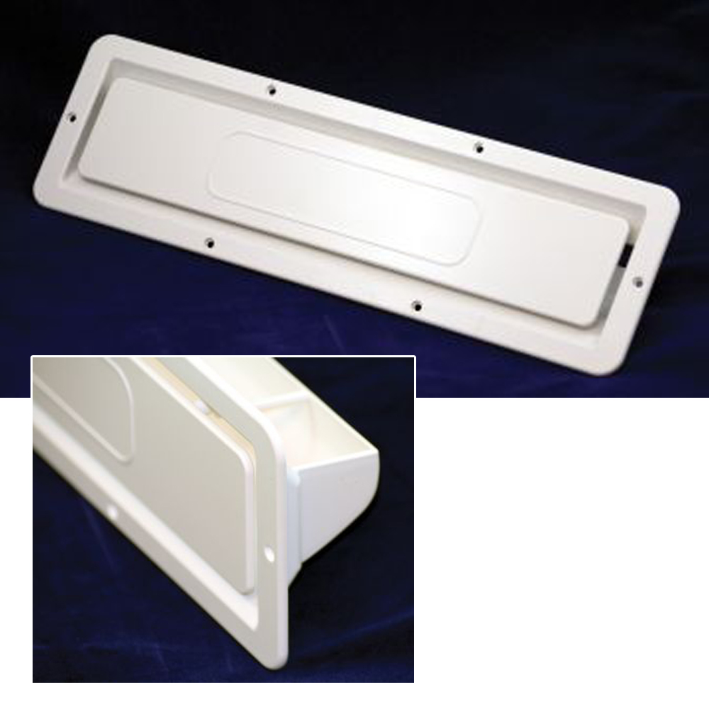 ABS Engine Room Vent 420x120mm