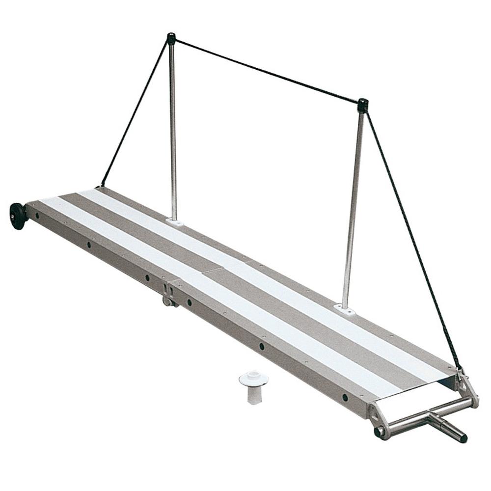 Folding Aluminium Non-Skid Gangway