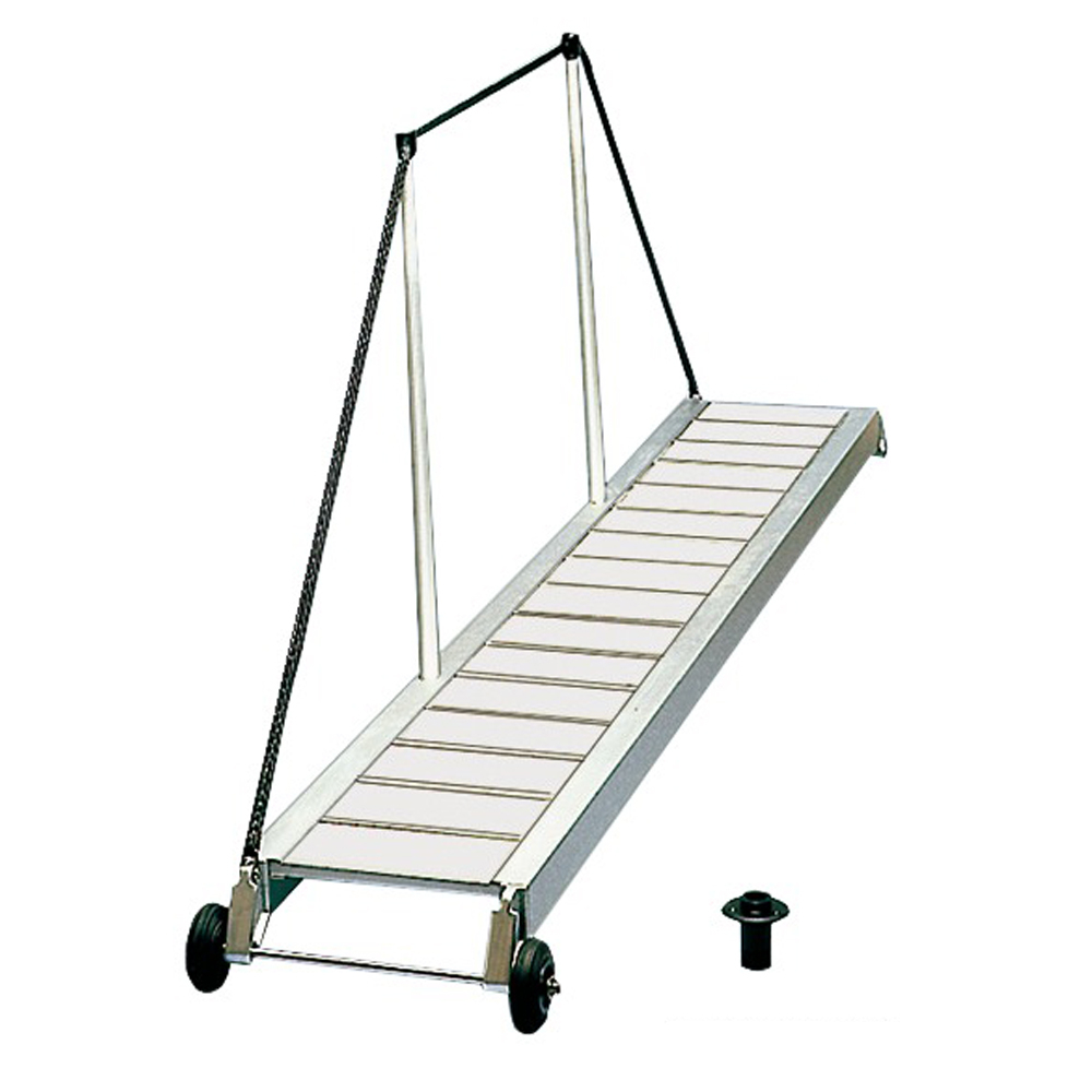Alloy Fixed Gangway 2.1m