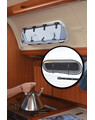 Mosquito Net w/Magnet - Portlight