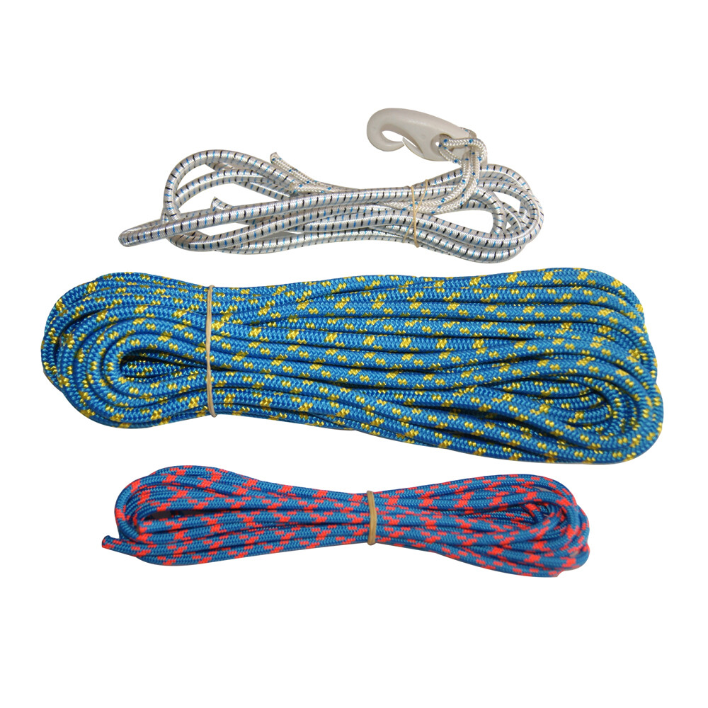 Mainsheet, Traveller & CB Retainer Rope Kit (Laser)