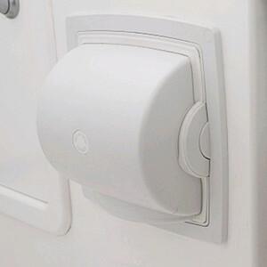 Dry Roll Toilet Roll Holder