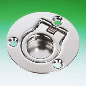 Stainless Steel Round Lifting Ring