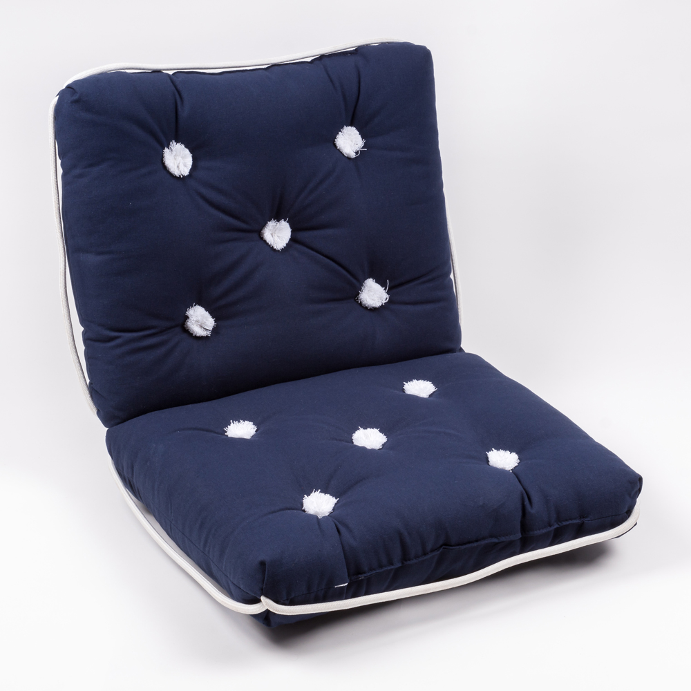 Marine Cushion Navy Double