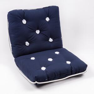 Marine Cushion Navy Double