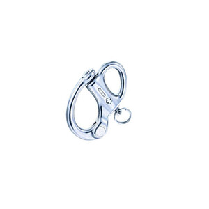HR Snap Shackle Fixed Eye 50mm