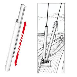 Aluminium Rigging Screw Cover Tube (2m)