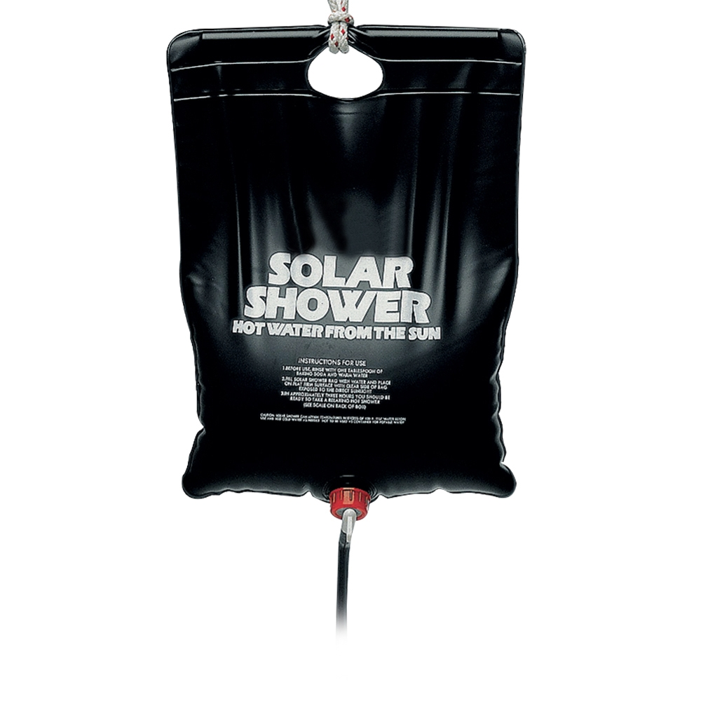 Solar Sunshower