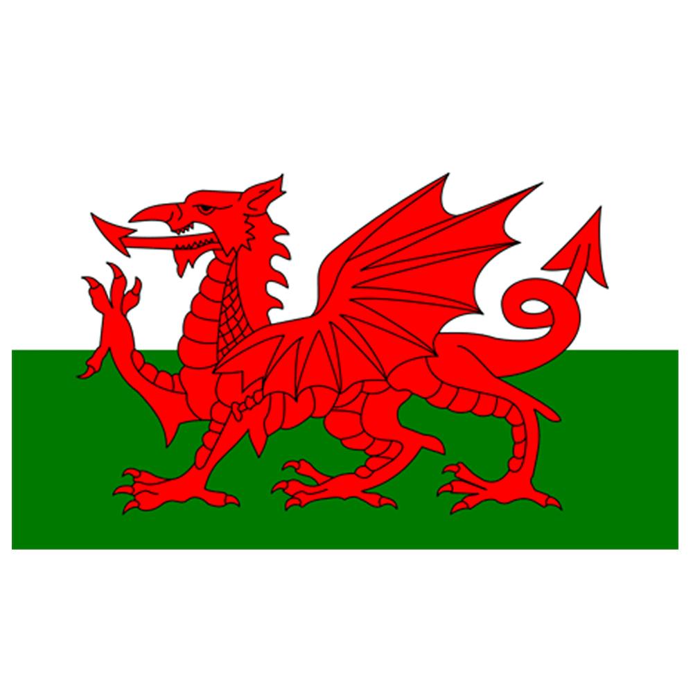 Courtesy Flag Wales
