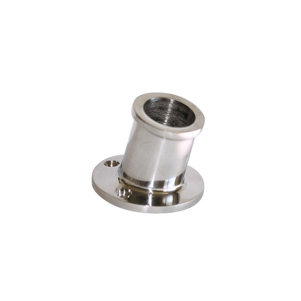 Stainless Steel 25mm Flagstaff Socket