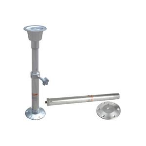 Adjustable Table Pedestal Set