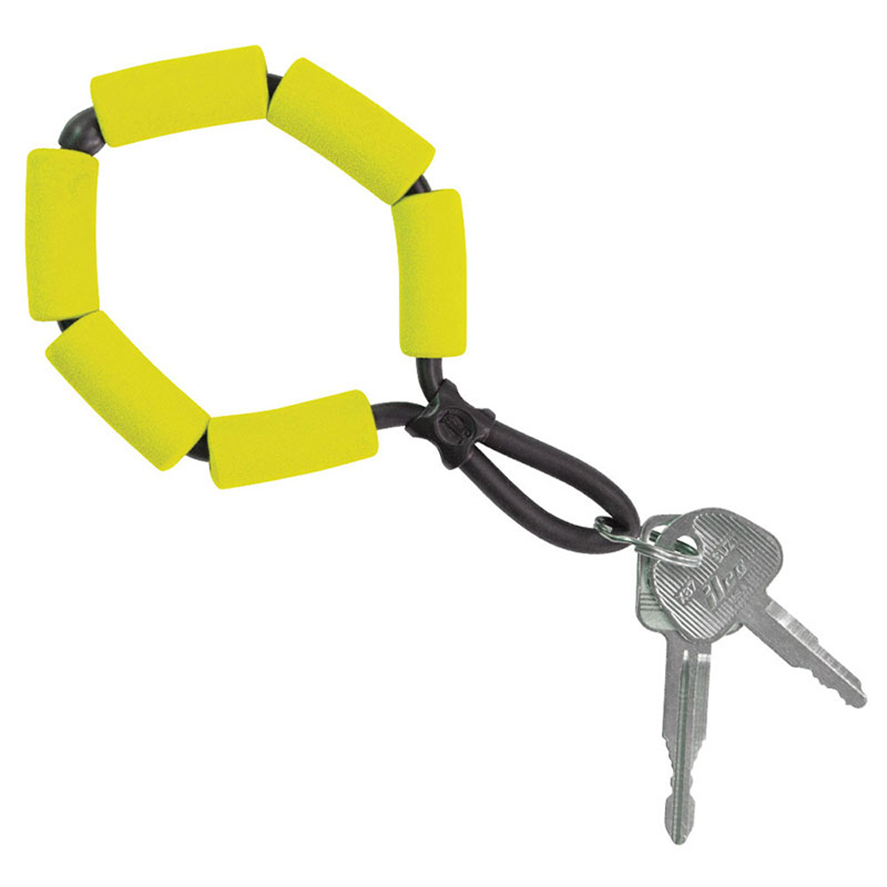 Floating Wrist Keyring